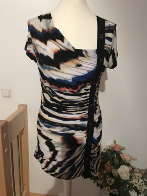 Joseph Ribkoff Robe tunique multicolore fibre synthétique