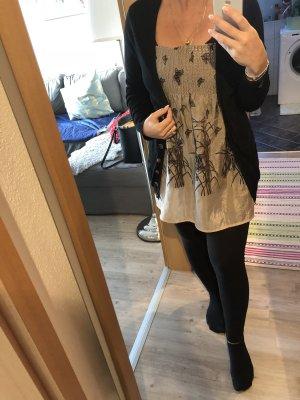Tunika glänzend auch als Kleid tragbar Chanel Gucci Style