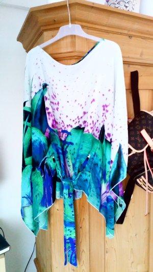 b.p.c. Bonprix Collection Kimono blouse veelkleurig