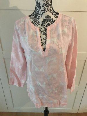 Tunic Blouse light pink-white
