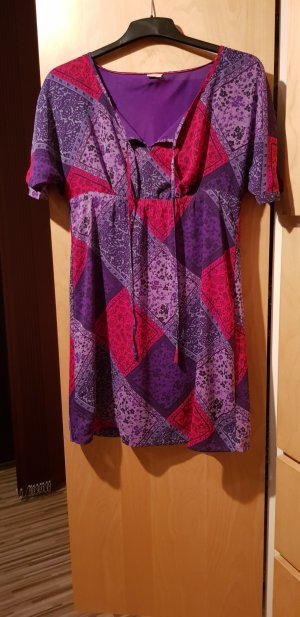 esprit collection Tunic Dress lilac
