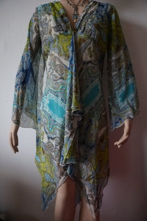 Urban Behaviour Robe tunique multicolore