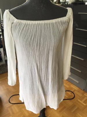 Tunika/Kleid asos weiß 36