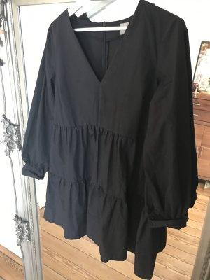 Asos Balloon Dress black