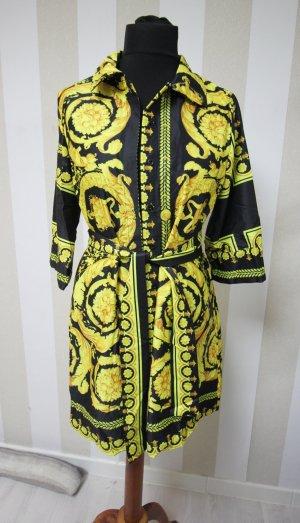 Tunika Kleid bunt Muster Sommer chic