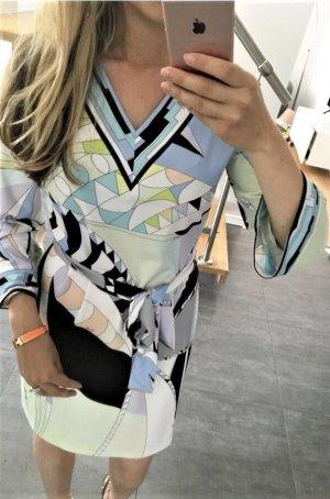 Tunika Kleid Emilio Pucci Kleid sehr locker edel silk jersey
