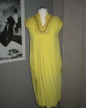 Hippie Dress yellow