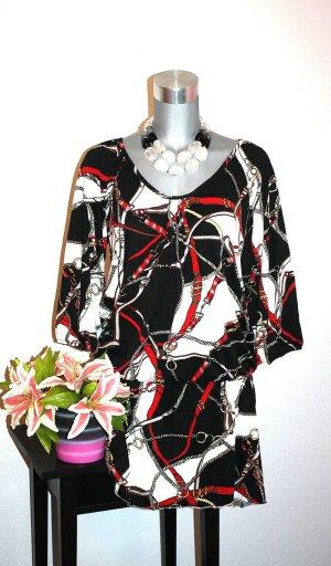 Tunika Kleid gr.40/42 Blogger Vintage