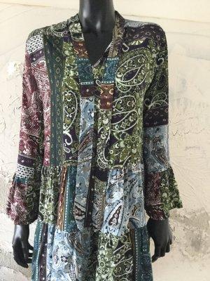 Tunika/ Kleid mit Volantärmel NEU