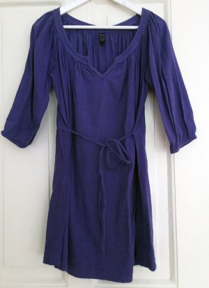 Tunika Kleid ONLY lila violett - S