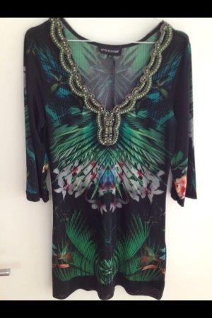 Tunika Kleid Shirt ANA ALCAZAR Neu jades Impressionen Gr M