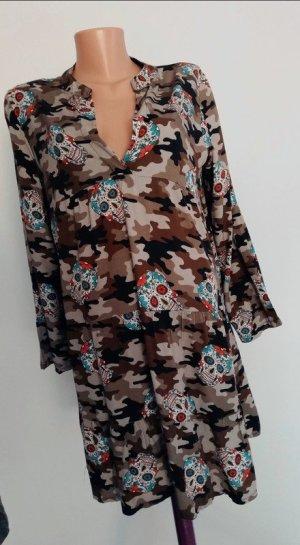 Tunika Kleid SKULL Gr.36 38 40