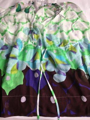 Tunika/Kleid von Diane von Fürstenberg in Seide/Baumwolle