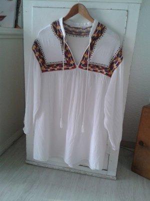 Tunika Kleid von ZARA.