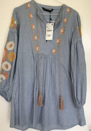 Tunika Kleid von Zara - Neu mit Etik.