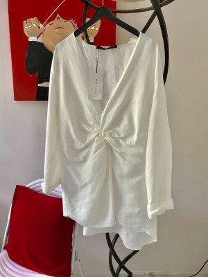 Tunika Leinen XL Zara **Neu**