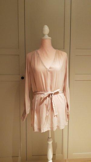 H&M Túnica color rosa dorado-rosa empolvado