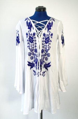 Glamorous Casacca bianco-blu scuro