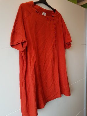 Tunic dark orange