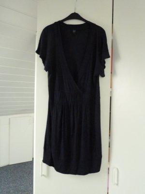 Tunika oder kurzes Kleid dunkelblau