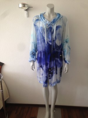 Escada Sport Tunique-blouse bleuet viscose