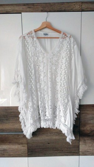 Tunic white cotton