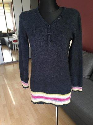 Arabella & Addison Long Sweater multicolored