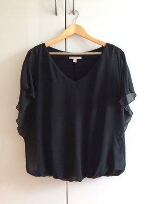 Tunika schwarz Größe 38 von Esprit