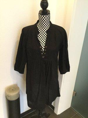 Tunika schwarz von Vero Moda in Gr. XL, Oberteil Bluse, passt aber auch super L