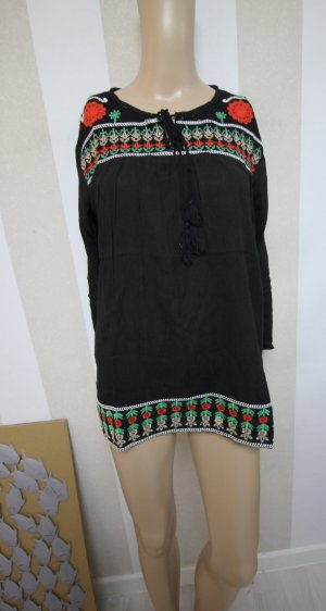 TUNIKA SHIRT BUNT CHIC TOP