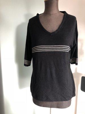 Tunika Shirt fein Strick Look Gr 44 46 XL