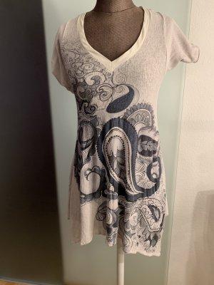 Tunika Shirt Gr 36 38 M von Zara, Asymmetrisch