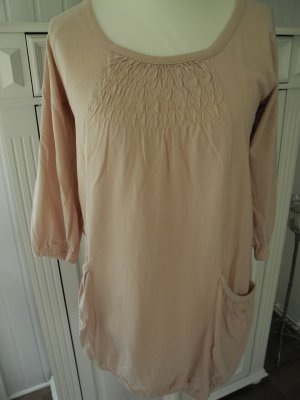 Tunika Shirt Gr. M (38/ 40) in zartem Rosé von KAFFE *TOP*