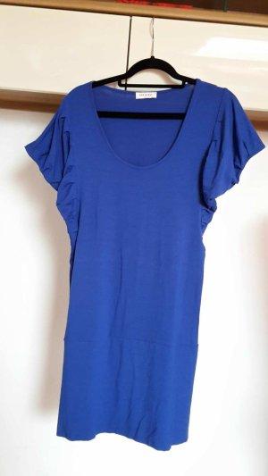 Orsay Camisa tipo túnica azul tejido mezclado