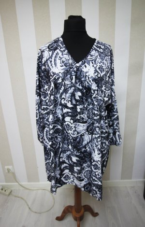 TUNIKA SHIRT KLEID SOMMER CHIC MUSTER