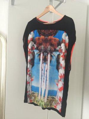 Tunika/Shirt mit Tropenmotiv