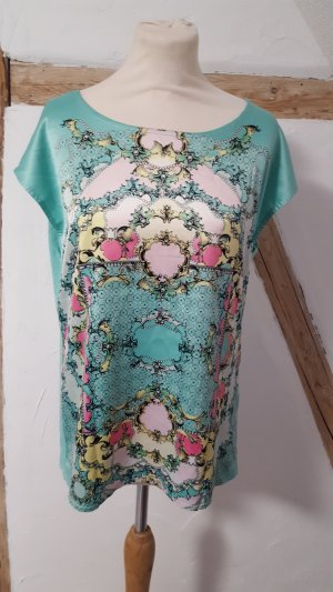 Empire shirt roze-munt
