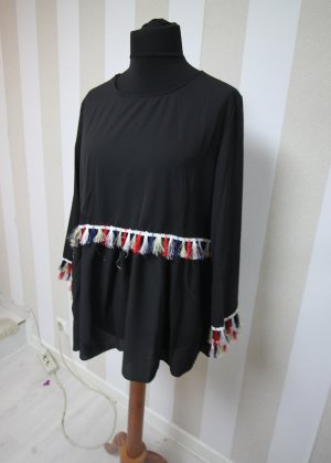 TUNIKA SHIRT TOP FRANSEN BUNT