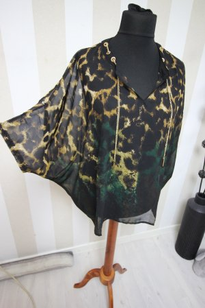 TUNIKA SHIRT TOP LEOPARD ANIMAL CHAIN KETTEN