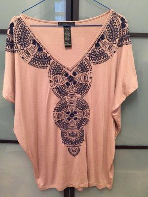 Tunika Shirt von Design History 38 M beige