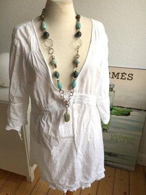 Tunika / Sommerkleid von Chiemsee Plus Minus, weiss, Gr XL