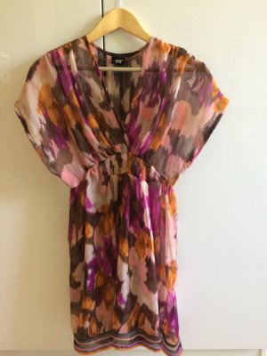 Tunika/Strandkleid * bunt * Größe 38 * von H&M