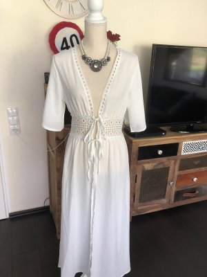 Beach Dress white