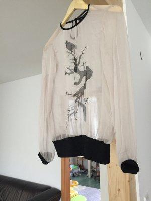Zara Mode rose chair-brun noir
