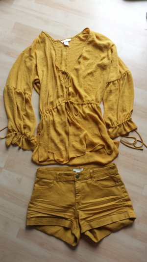 Tunika und Shorts/2 Teile/Neu