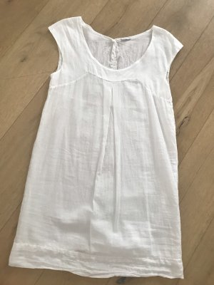 American Vintage Tunic Dress white