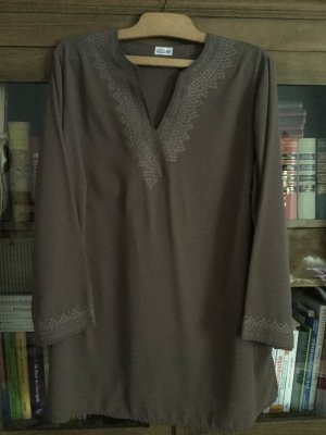 Atelier Creation Tunic Blouse brown polyester