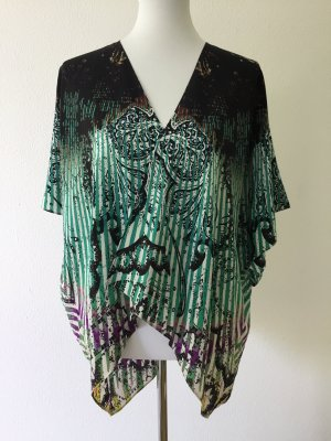 Etro Tunic multicolored silk