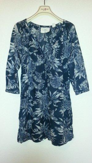 H&M L.O.G.G. Tunique-blouse multicolore coton