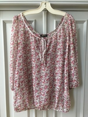 Rare london Tuniekblouse veelkleurig Polyester